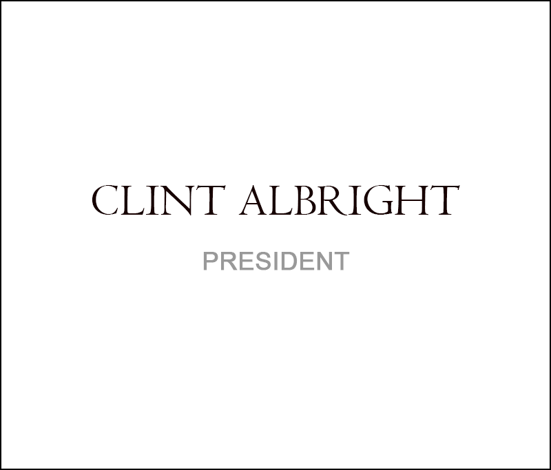 Clint Albright