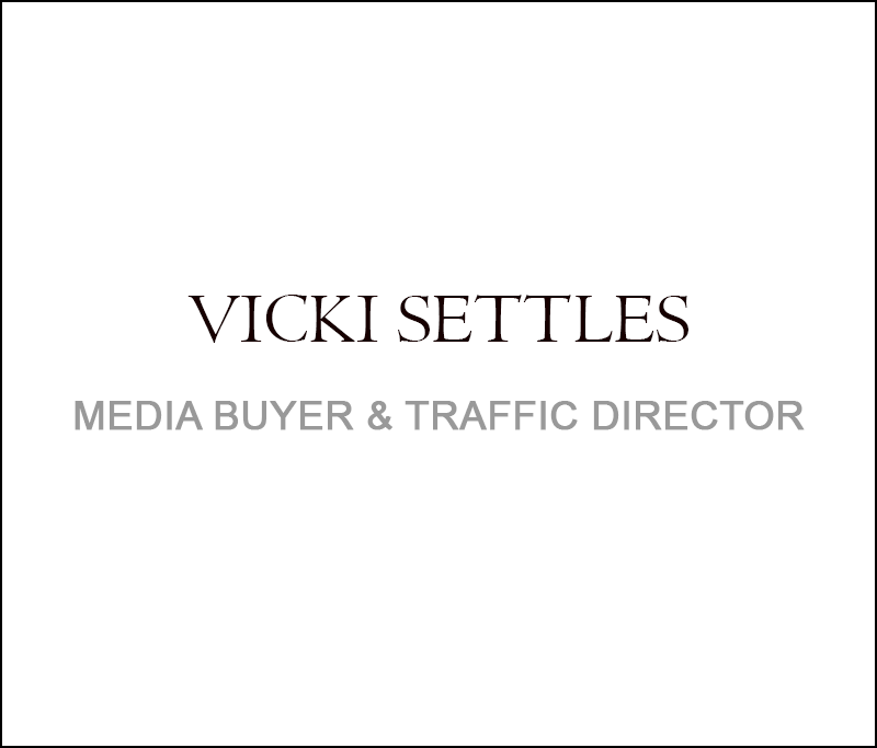 Vicki Settles